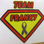 Team Franky Decal