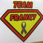 Team Franky Decal