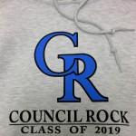 Council Rock hoodie