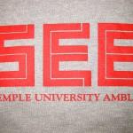 Temple Ambler SEE hoodie