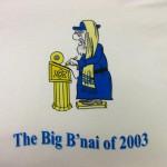 The Big B'nai full front