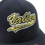 Valley Baseball cap close-up