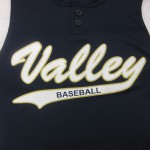 Valley baseball front
