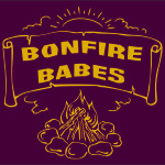 Bonfire Babes artwork proof