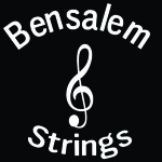 Bensalem Strings front artwork proof