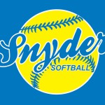 Snyder Softball artwork proof
