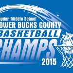 Lower Bucks Basketball artwork proof
