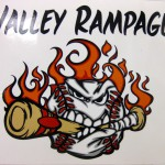 Valley Rampage Decal