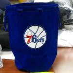 76ers on bag