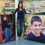 Large scale Bar Mitzvah prints