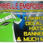 Harrielle banner