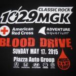 MGK Blood Drive full back