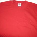 Red Delta T-shirts: 46L, 14XXL, 3XL (slightly darker); $1 each