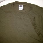 Moss Green Delta T-shirts: 7S, 19M; $1 each