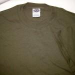 Moss Green Delta T-shirts: 7S, 19M; $1 each
